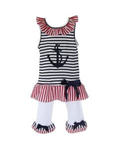 Ruffle Sailor Outfit