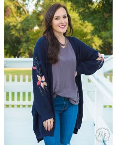 Not Your Grandmother's Cardigan-S/M