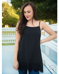 Perfectly Paired Cami-Large-Black